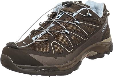 | Salomon Women's X Tiana Walking Shoe, Burro