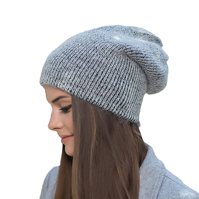 80c36a7b16e2a3 Image Unavailable. Image not available for. Color: Farlenoyar Women Girls  Winter Warm Hats ...