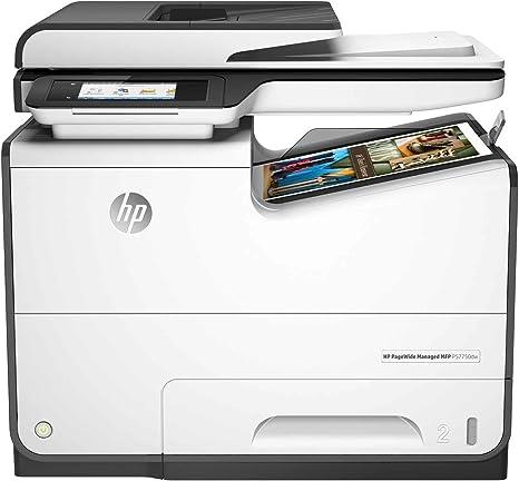 HP PageWide Managed P57750dw 2400 x 1200DPI Inyección de tinta ...