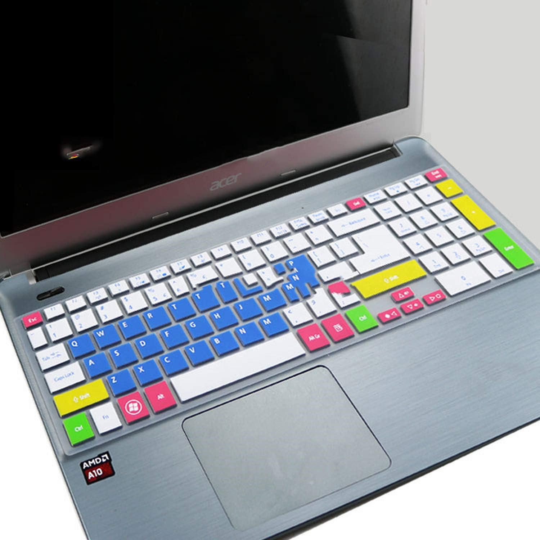 Funda protectora para teclado portátil de 15,6 pulgadas para ...