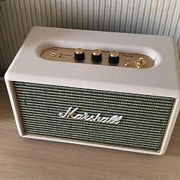 Marshall acton - altavoz portátil (bluetooth v4.0, bass ...