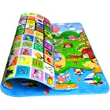 Garwarm Baby Kid Toddler Play Crawling Activity Mat Carpet Playmat Foam Blanket Rug for Indoor and Outdoor