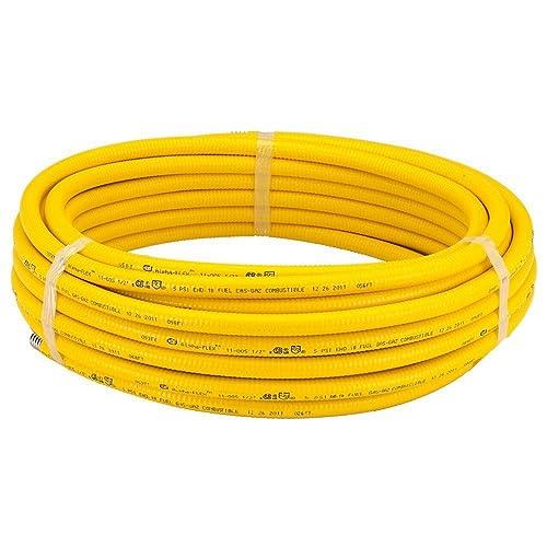 HomeFlex 11-00575 1/2-Inch x 75-Feet Corrugated Tubing,