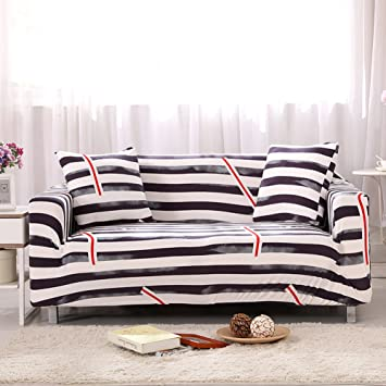Amazon Com Sure Fit Sofa Covers Stretch Sofa Slipcovers Elastic