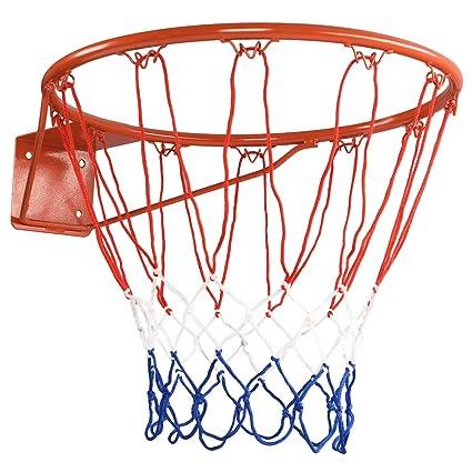 Amazon.com: Globe House Products GHP - Anillo de baloncesto ...