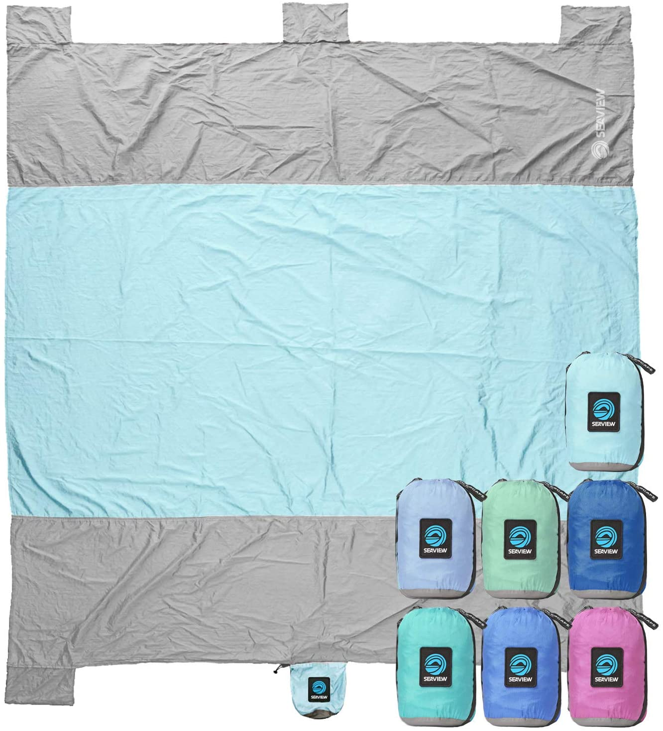 WildHorn Outfitters Sand Escape Beach Blanket