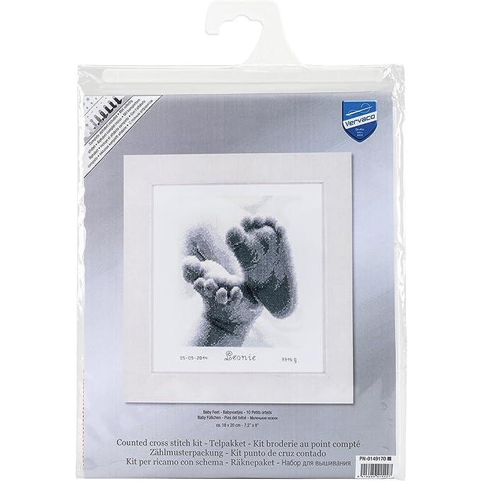 Amazon.com: Vervaco – Kit para pies de bebé Acta de ...