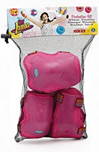 Soy Luna Disney Skate de Equipo de protección, L: Amazon.es ...