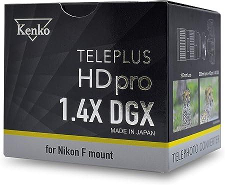 Kenko Teleplus Hd Pro 1 4x Dgx Tele Konverter Für Nikon Kamera