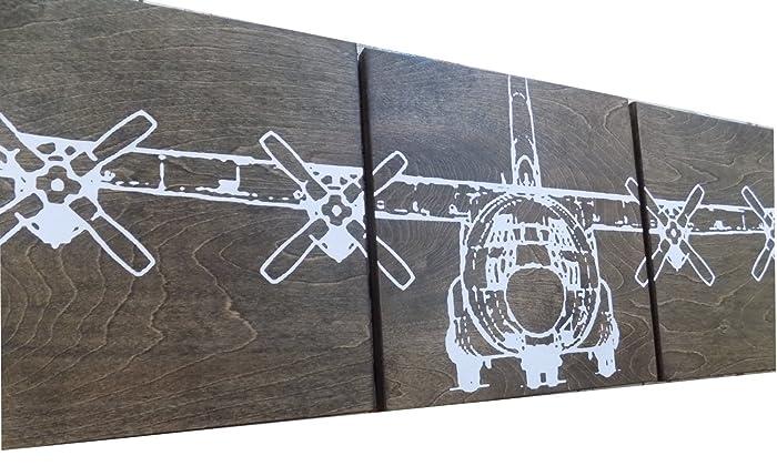 C-130 Military Aviation Art 12