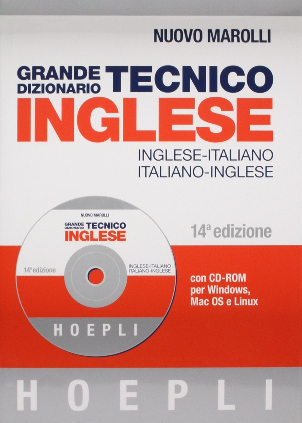 English Italian/ Italian English Technical Dictionary ...