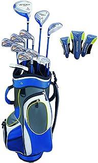 Amazon.com : Verdict Tour Mens Golf Package Set (Left Hand ...
