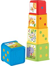 Fisher-Price Stack and Explore Blocks Toy
