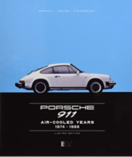 Limited Edition 2018 - Porsche 911 Air- Cooled Years 1974-1989