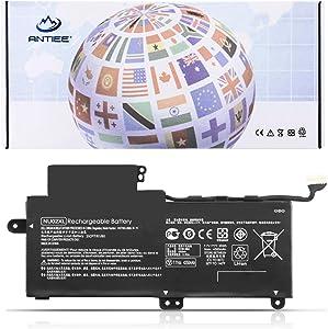 ANTIEE NU02XL HSTNN-UB6U Laptop Battery Replacement for Hp Pavilion X360 M1 M1-u001dx Convertible Series Notebook 843535-541 844200-850 HSTNN-UB6V HSTNN-UB6U NUO2XL TPN-W117 7.7V 35Wh 4350mAh
