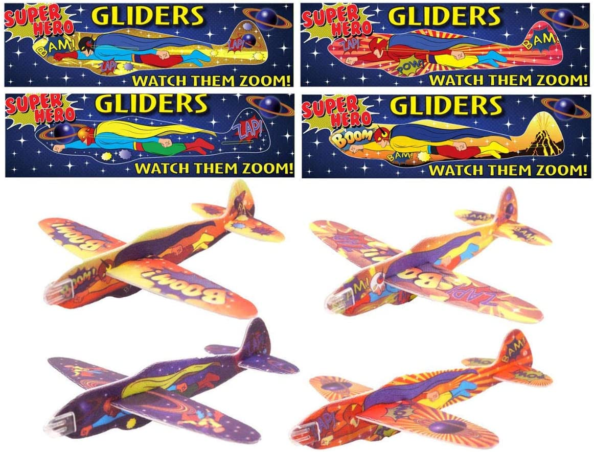 Flying Gliders Plane · Unicorn Jet Planes Dinosaurs Party Bag Fillers Loot Bags