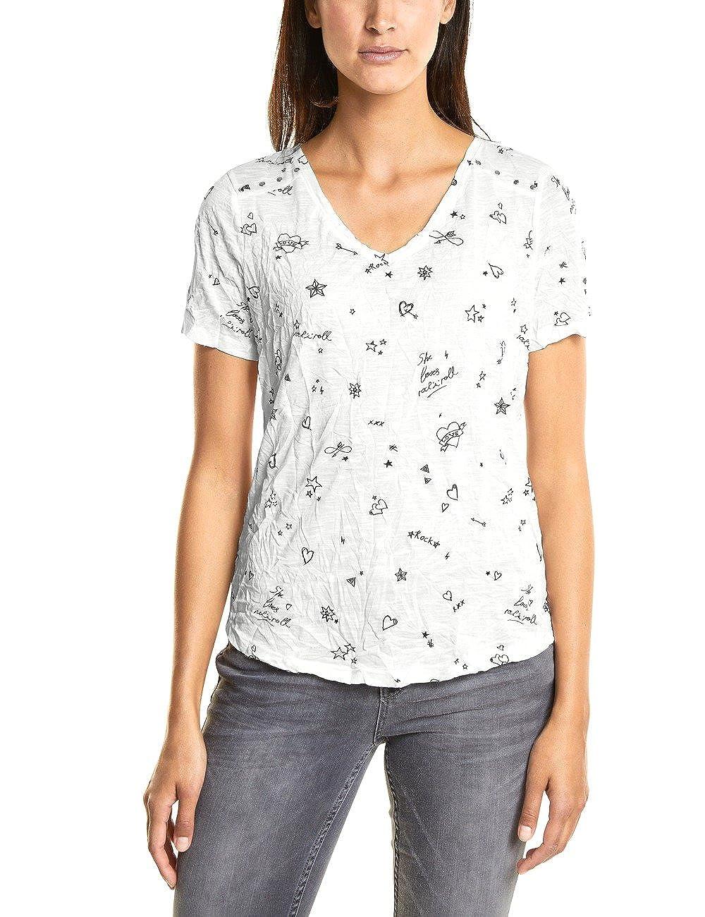 TALLA 44. Street One Camiseta para Mujer