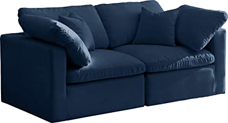 meridian furniture plush collection