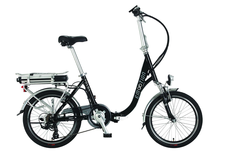 Bicicleta plegable eléctrica E-motion Folda 20