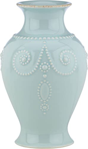 Lenox French Perle Bluebell Bouquet Vase