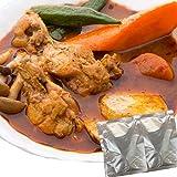 レンジで2分で食べられる 札幌スープカレー チキン&豚角煮 お得な食べくらべセット 激辛ハバネロスパイス付