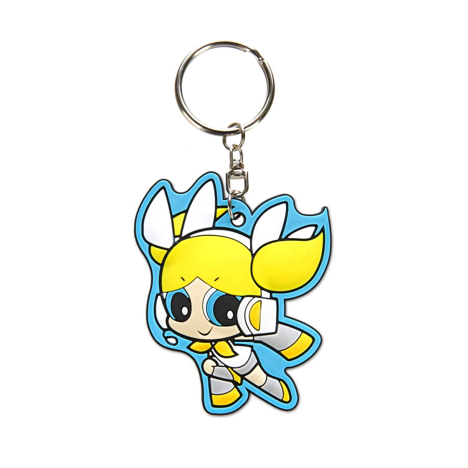 Amazon.com: Powerpuff Girls X Vocaloid Burbujas PVC Llavero ...