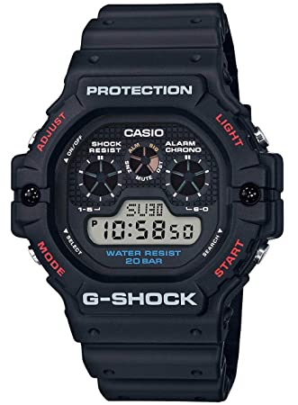 CASIO DW-5900-1 G-Shock Watch