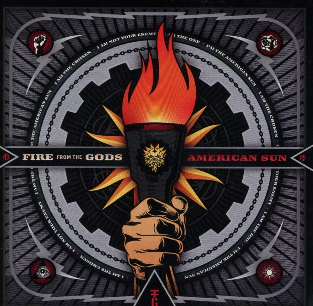 American Sun: Fire From The Gods: Amazon.es: Música
