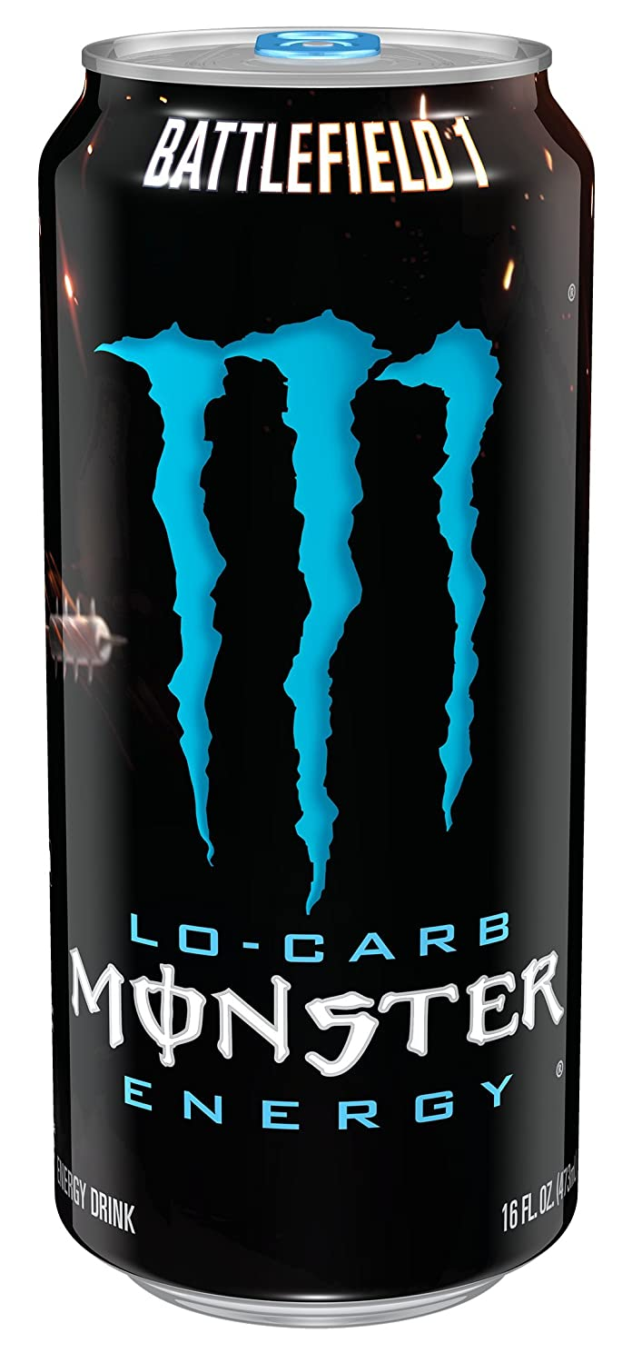 Who Can Buy Monster Drink