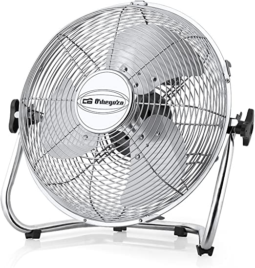 Orbegozo PW 1332 Ventilador industrial Power Fan, 3 ...