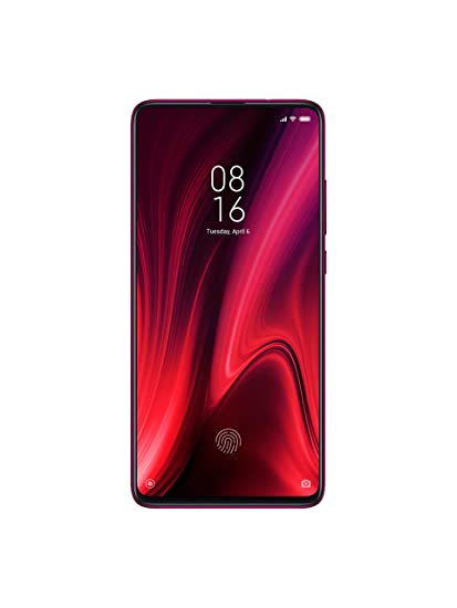 Redmi K20 Pro (Flame Red 6GB RAM, 128GB Storage)
