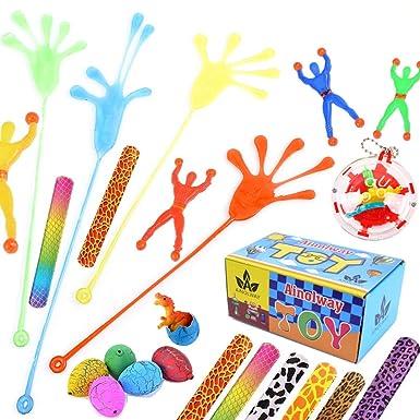 Amazon.com: Juego de juguetes para fiesta para niños, de ...