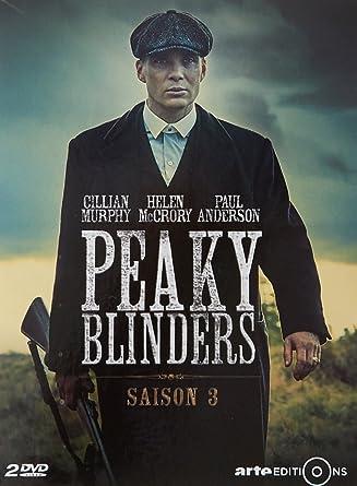 Peaky Blinders Saison 3 Amazon Co Uk Dvd Blu Ray