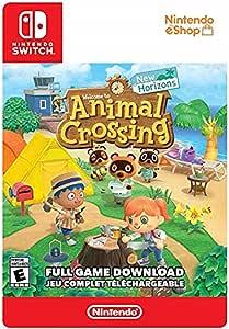 Animal Crossing: New Horizons Standard - Switch [Digital Code]