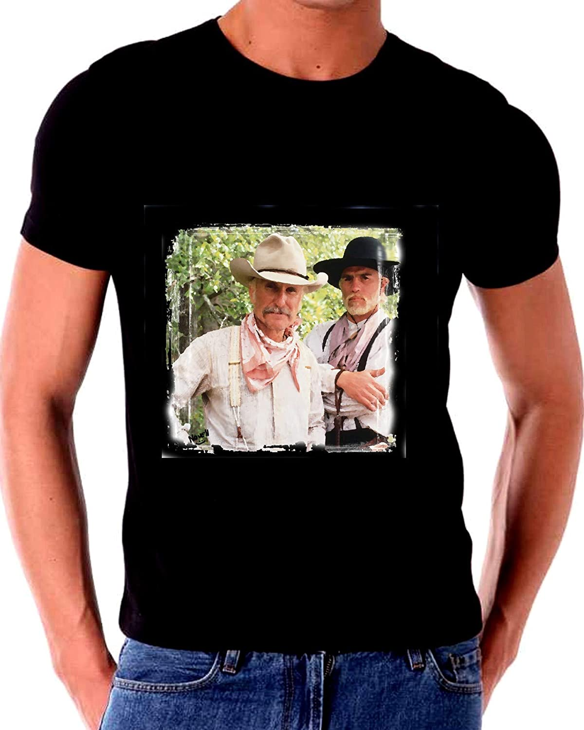 Lonesome Dove Gus and Call T Shirt