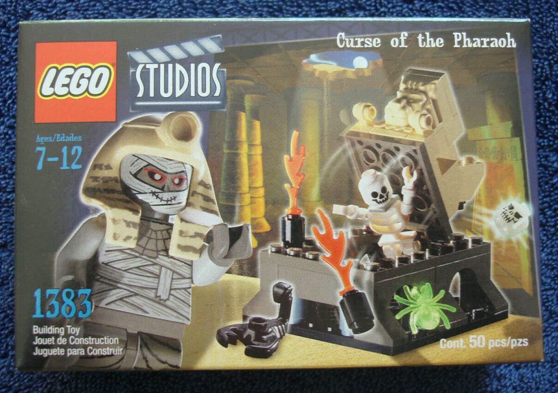 LEGO Studios 1383 Curse of the Pharaoh