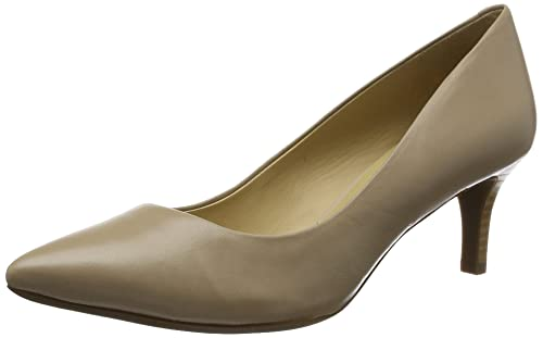 Geox D New Mariele High A Scarpe con Tacco Donna Beige LT TAUPEC6738 41 EU  - mainstreetblytheville.org cad8432466c