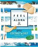 湖池屋 ポテトチップス FEEL ALOHAココナッツ&ソルト 65g×12袋