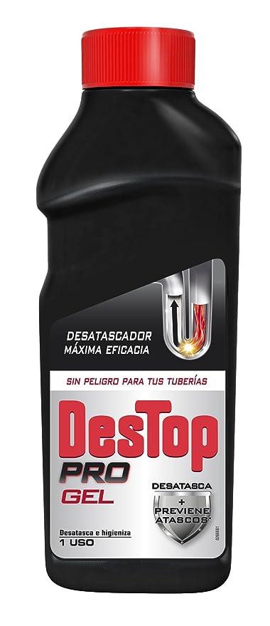 Destop Gel Desatascador Pro - 500 ml