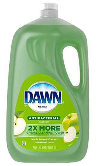 Amazon.com: Dawn Ultra Antibacterial manzana blossom ...