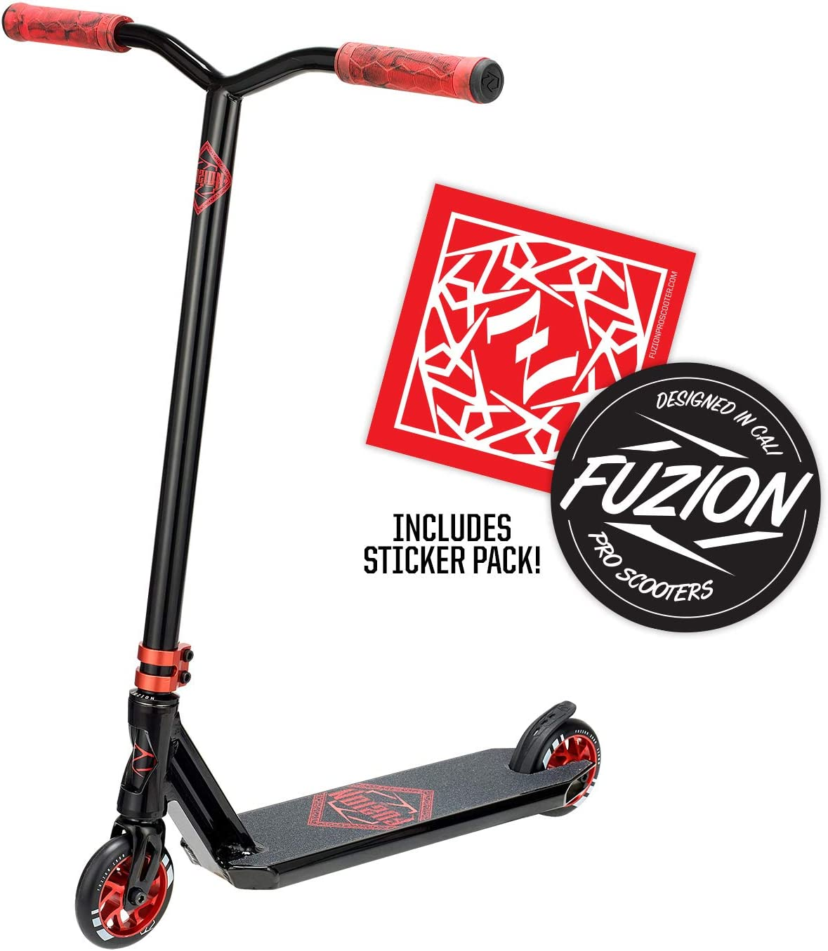 Fuzion Z300 Pro Scooter Complete Trick Scooter / US