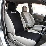 POWLAB Car Seat Cover Universal Small Waistline Protector Automobile Cushion Pad