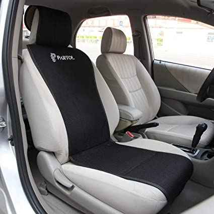 1pcs Rear Back Car Auto Seat Cover Protector Mat Chair Cushion Pad Soft Automobiles & Motorcycles