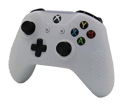Sillicone - Carcasa para mando de Xbox One S: Amazon.es ...