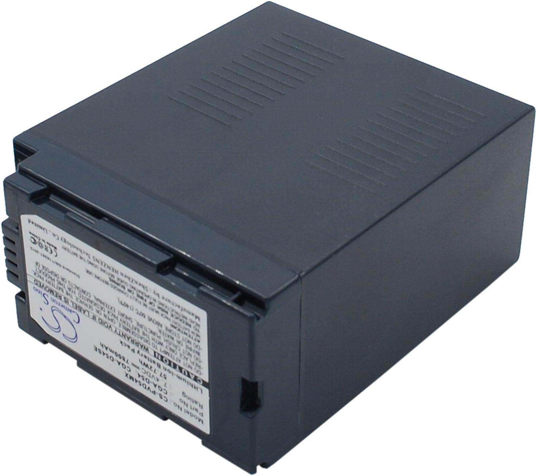 AG-DVC30E AG-DVX10 AG-DVC80 AG-DVC60E AG-DVX100A AG-DVC60 AG-DVC30 AG-DVC32 AG-DVC63 AG-DVX100AE AG-DVC62 AG-DVC33 Cameron-Sino CS Backup Battery for Panasonic Camera AG-DVC180A AG-DVX100