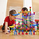 Marble Run Set, 127 Pcs Marble Race Track for