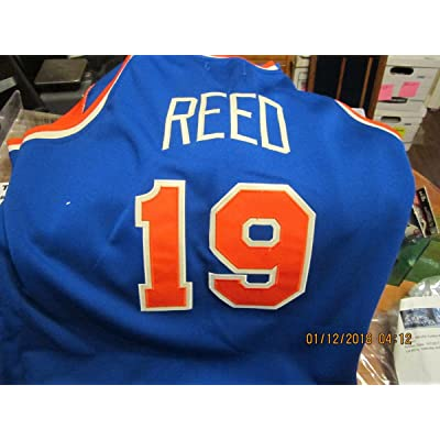 timeless design 23121 152f8 1980 Willis Reed Team Issued New York Knicks Jersey ...