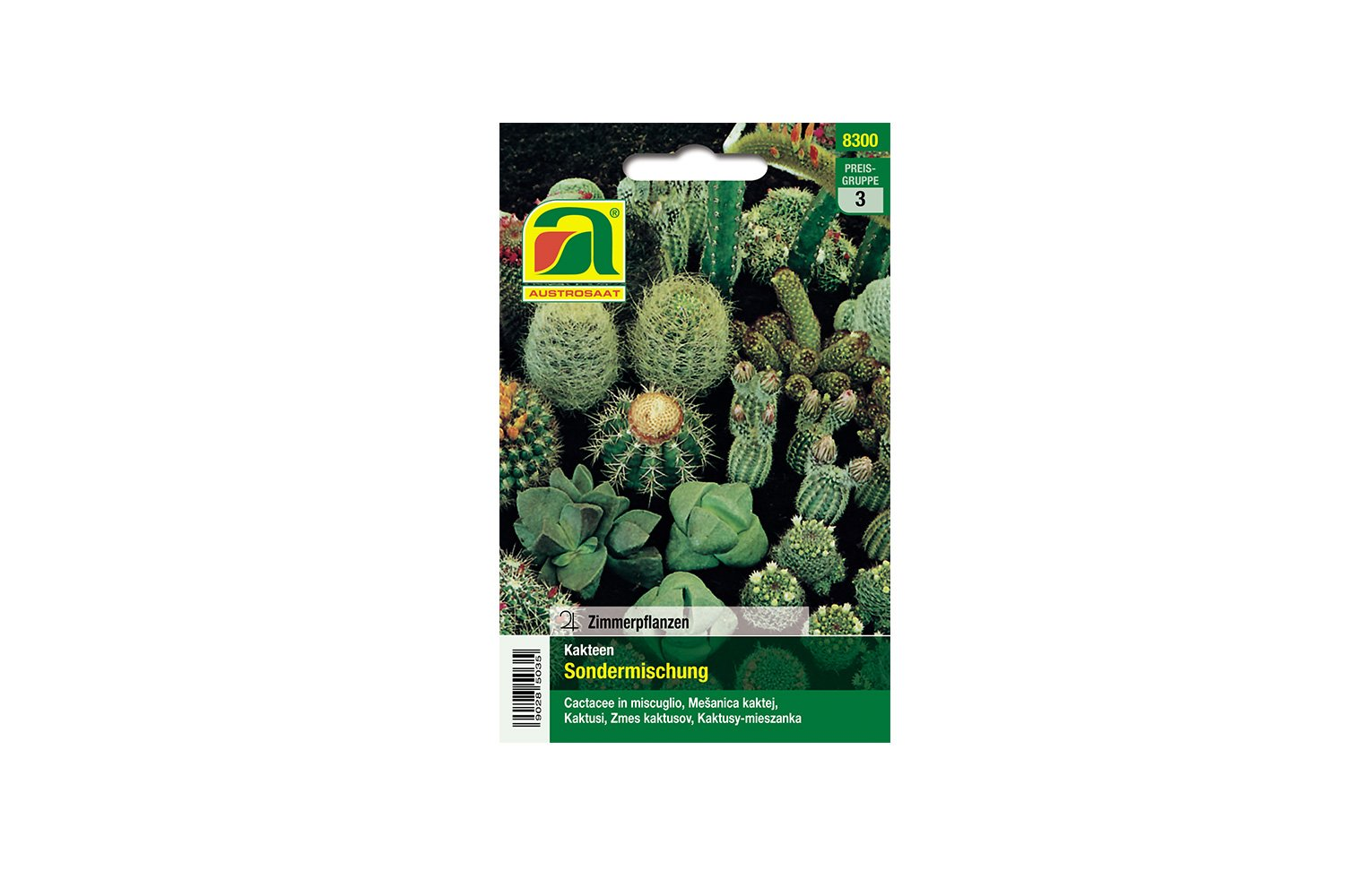 Cacti Special Mixture | This Pack Brings Incredible 50 Plants | Houseplants | for Plant Lovers Austrosaat