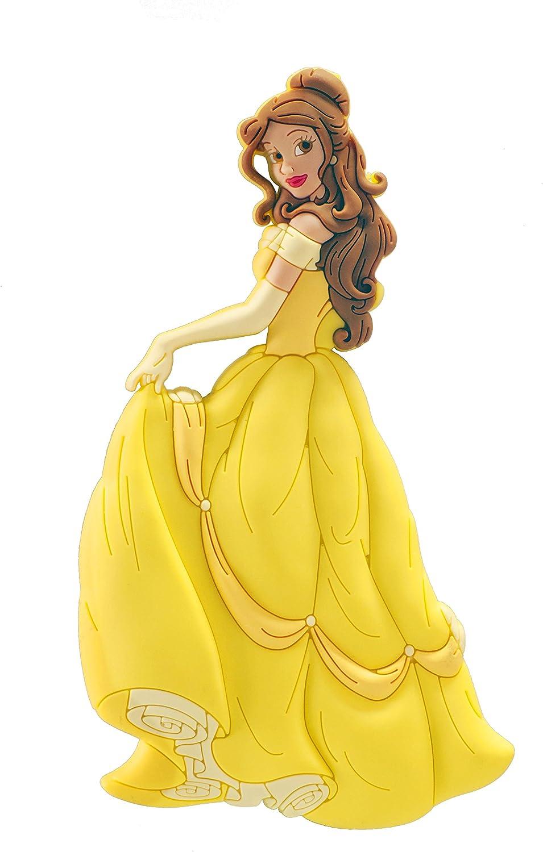 Disney Princess Belle Soft Touch PVC Magnet