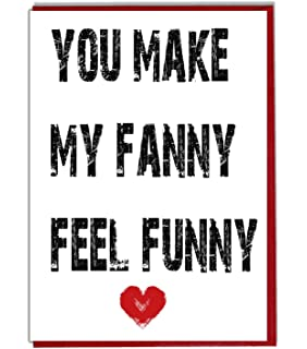 Ive Seen Your Willy Rudefunny Card Birthday Valentines